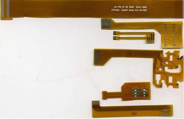 柔性电路板 激光